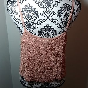 Forever 21 Tops - New Forever 21 Embellished Tank Top.